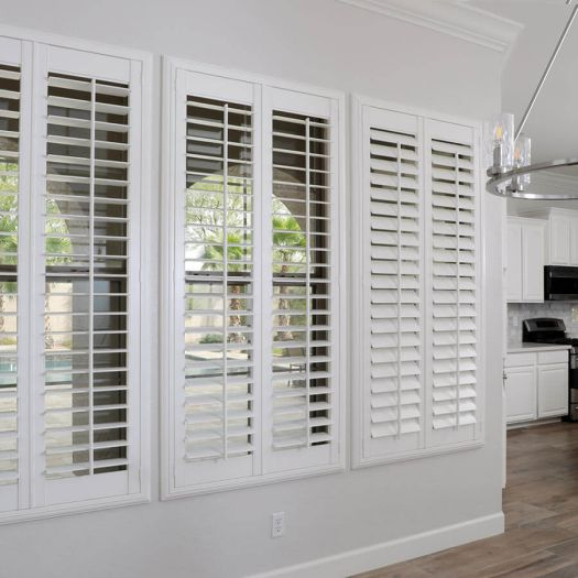 Premium Wood Shutters 4615 Thumbnail