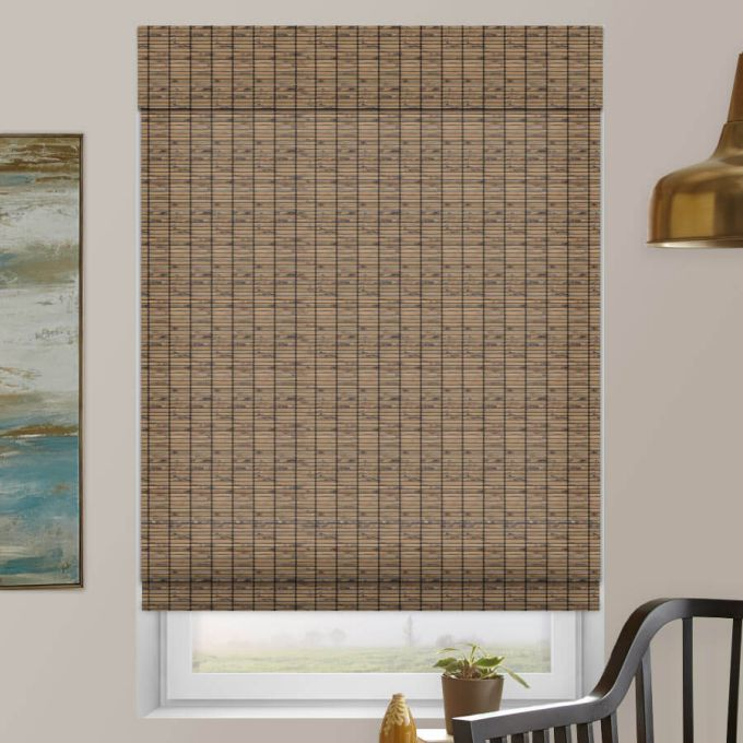 Premium Woven Wood Bamboo Shades