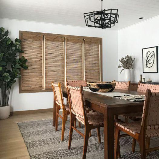 Premium Bamboo/Woven Wood Shades 6069