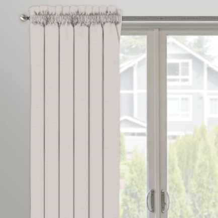 rideaux passe tringle d corateur sur mesure. Black Bedroom Furniture Sets. Home Design Ideas