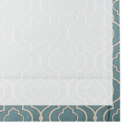 Rideaux plissés « décorateur » sur mesure 5331
