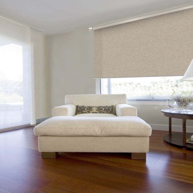 Select Blackout Fabric Roller Shades 7150