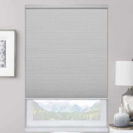 Select Double Cell Light Filtering Honeycomb Shades 7852