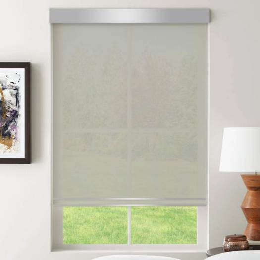 Select Light Filtering Fabric Roller Shades 7144 Thumbnail