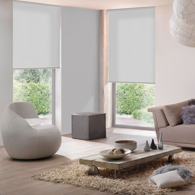 Select Light Filtering Fabric Roller Shades 7157