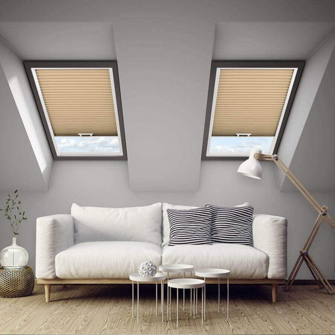 Select Light Filtering Skylight Shades 7404