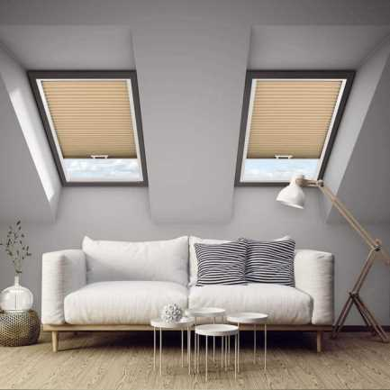 Select Light Filtering Skylight Shades 7404 Thumbnail