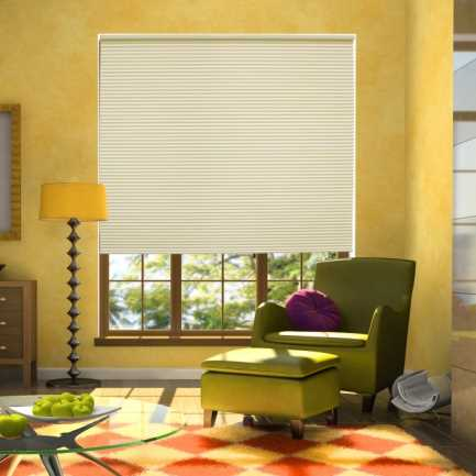 Select Single Cell Blackout Honeycomb Shades 7868