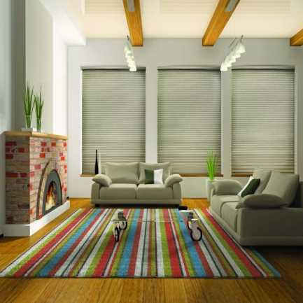 Select Single Cell Blackout Honeycomb Shades 7871