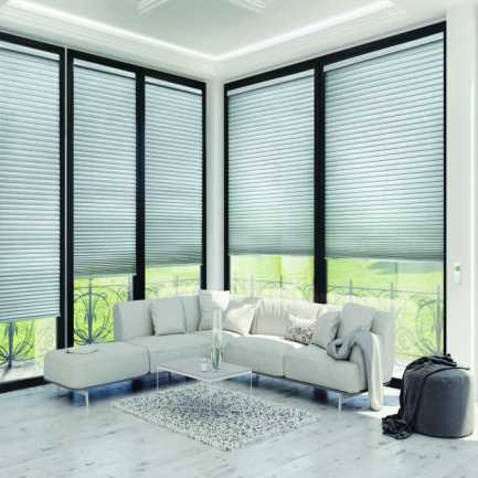 Select Single Cell Light Filtering Honeycomb Shades 7838