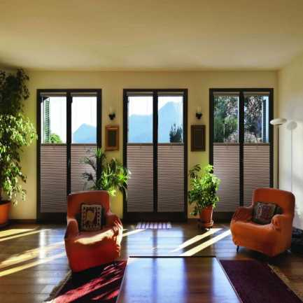 Select Single Cell Light Filtering Honeycomb Shades 7839
