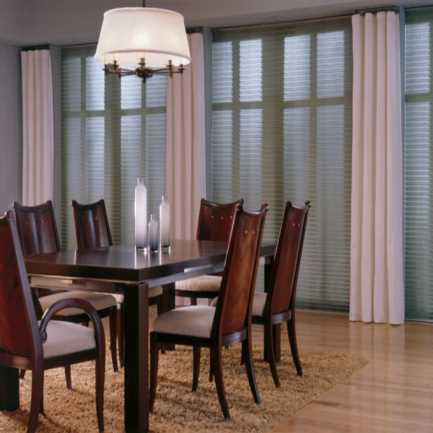 Select Single Cell Light Filtering Honeycomb Shades 7840