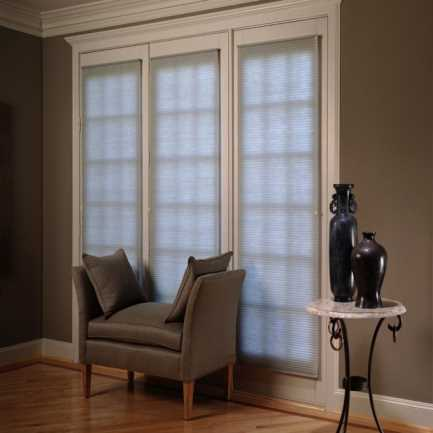 Select Single Cell Light Filtering Honeycomb Shades 7841