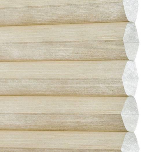 Stores cellulaires filtre de lumière sans cordon à cellule simple (Good Housekeeping) de 3/4 po 5165
