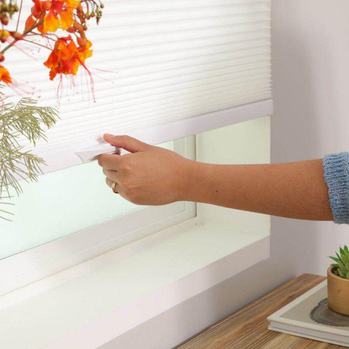 Stores cellulaires filtres de lumière à cellule double avantage de 1/2 po 7296