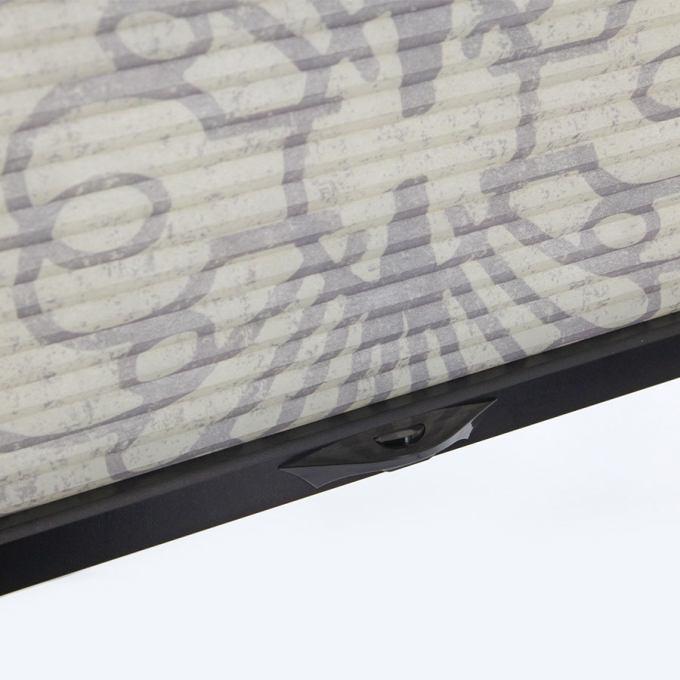 Stores cellulaires filtres de lumière à cellule double signature décorateur (Carriann) de 3/8 po 4663