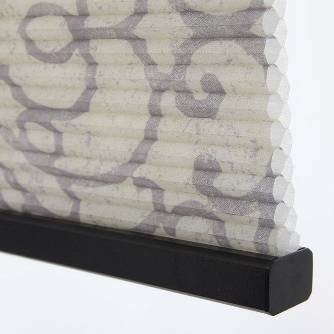 Stores cellulaires filtres de lumière à cellule double signature décorateur (Carriann) de 3/8 po 4665