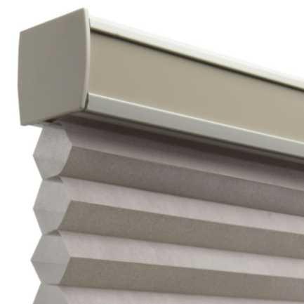 Stores cellulaires filtres de Lumière à Cellule Simple de Luxe Plus de 1/2 po 4585