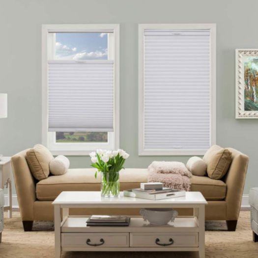 Stores cellulaires filtres de lumière à cellule simple signature décorateur (Carriann) de 1/2 po 4240