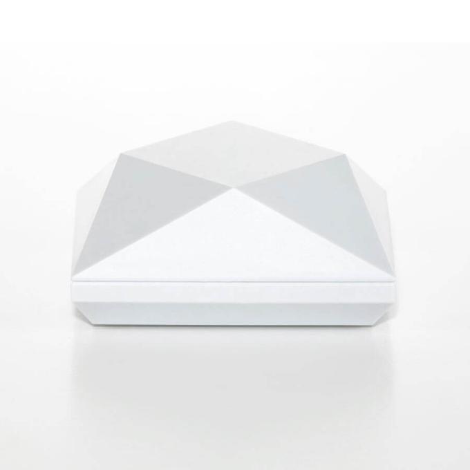Stores cellulaires filtres de lumière à cellule simple signature décorateur (Carriann) de 3/4 po 8232
