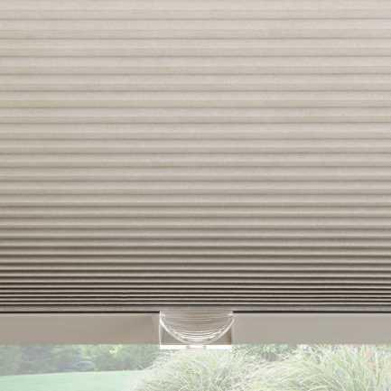 Stores cellulaires filtres de lumière sans cordon à cellule double avantage de 3/8 po 4917
