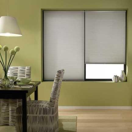 Stores cellulaires filtres de lumière sans cordon à cellule double avantage de 3/8 po 4920
