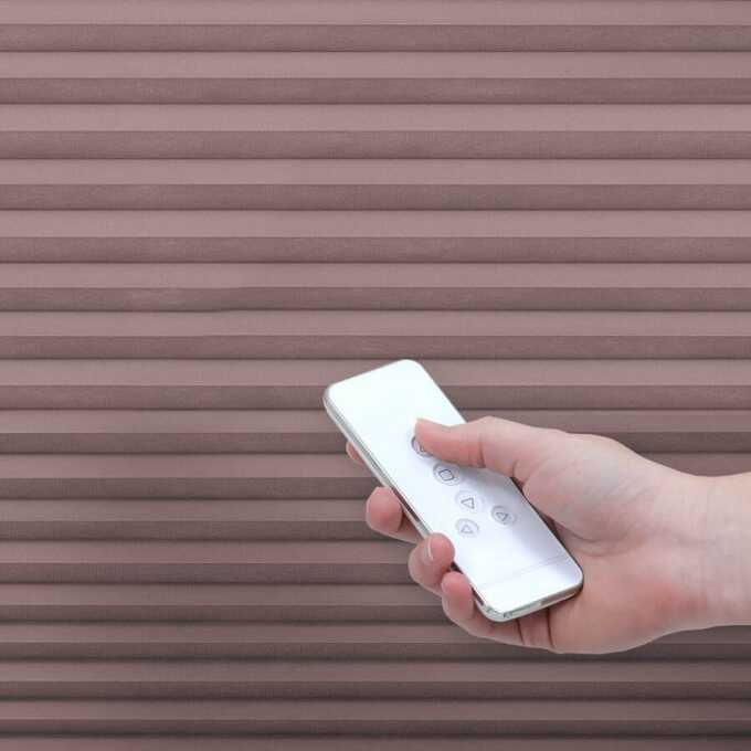 Stores cellulaires filtres de lumière sans cordon luxe Décorateur 8666