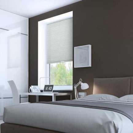 Stores cellulaires filtres de lumière sans cordon luxe Décorateur 8659 Thumbnail