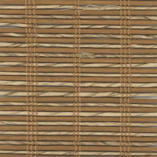 Stores en bambou/bois tissé de luxe plus 5344