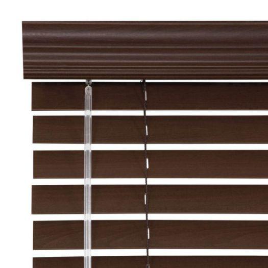 Stores en bois de luxe de 2 po 4723