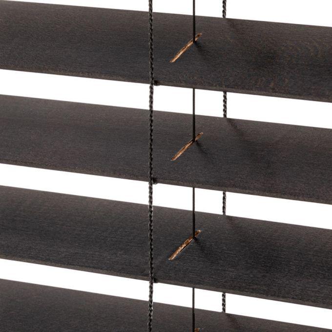 Stores en bois décorateur de 2 po 8717