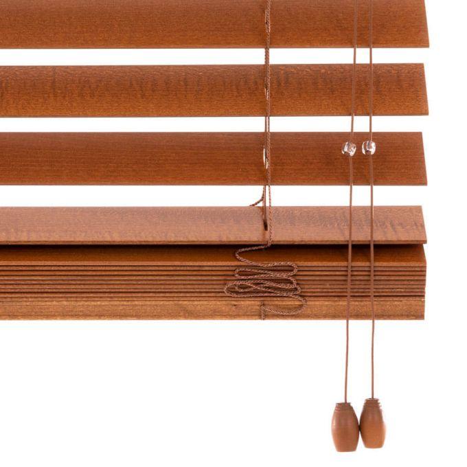 Stores en bois décorateur de 2 po 8720
