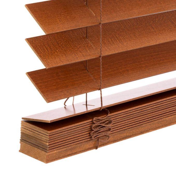 Stores en bois décorateur de 2 po 8722