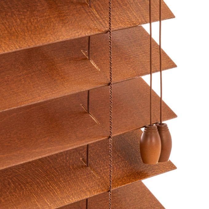 Stores en bois décorateur de 2 po 8723