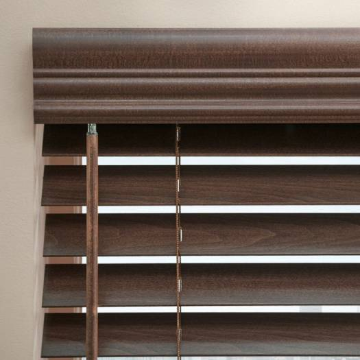 Stores en bois décorateur de 2 po 4733