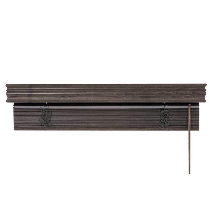 Stores en bois décorateur de 2 po 7250