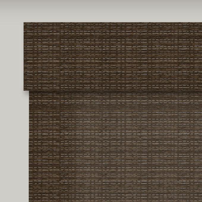 Stores en bois tissé/bambou décorateur 7089
