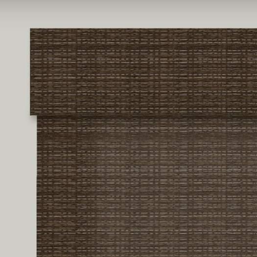 Stores en bois tissé/bambou décorateur 7089 Thumbnail