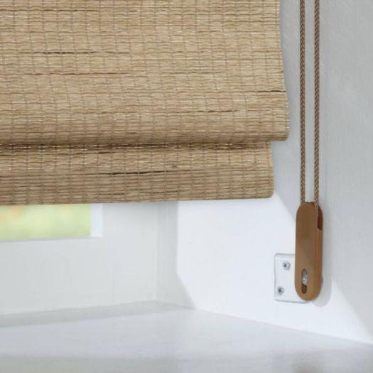 Stores en bois tissé/bambou décorateur 7247 Thumbnail