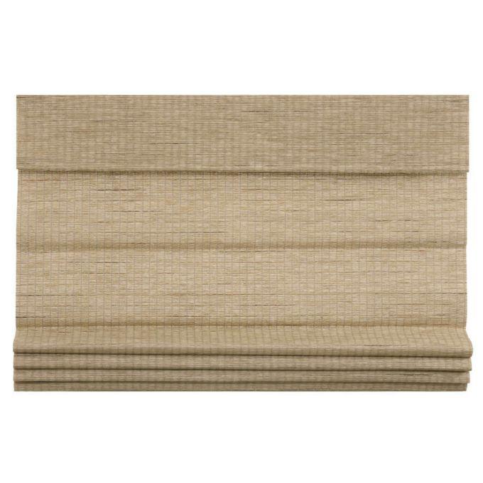 Stores en bois tissé/bambou décorateur 7248