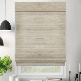 Stores en bois tissé/bambou décorateur