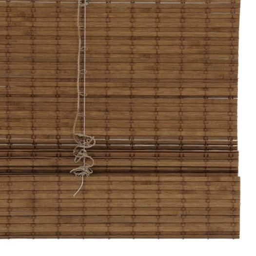 Stores en bois tissé/bambou sans cordon avantage 6993