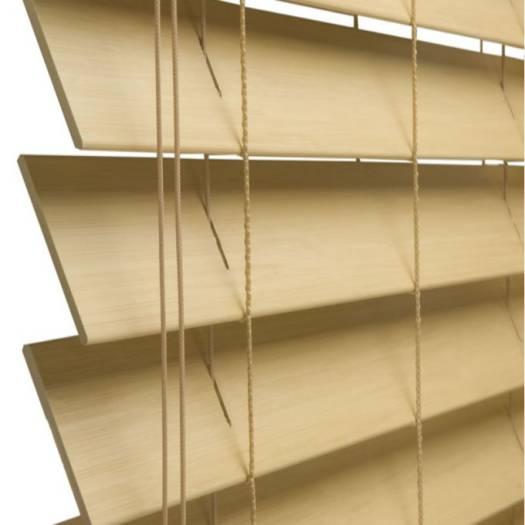 Stores imitation bois de Luxe de 1 po 4197