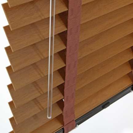 Stores imitation bois de Luxe Plus de 2 po 4568