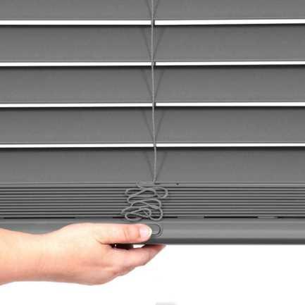 Stores imitation bois décorateur de 2 po 8057 Thumbnail