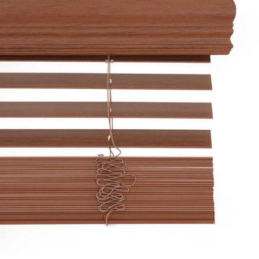 Stores imitation bois sans cordon avantage de 2 po 7794