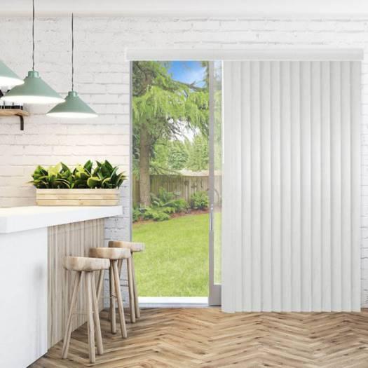Stores verticaux imitation bois de luxe de 3 1/2 po 7282