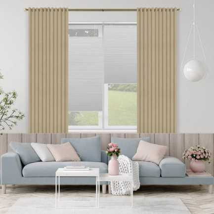Super Value Cordless Blackout Honeycomb Shades 7933