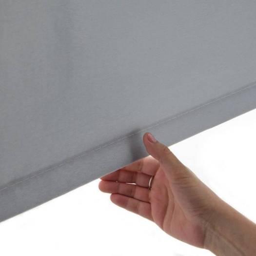 Toiles à rouleau sans cordon filtre de lumière en tissu 5066