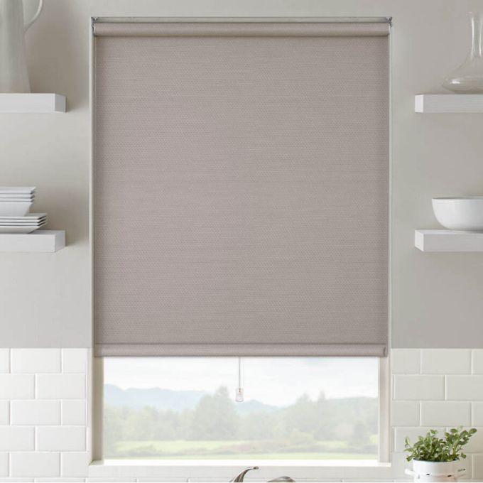 Toiles à rouleau filtre de lumière en tissu de luxe 4159